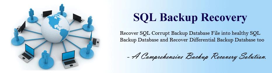 SQL Backup Banner