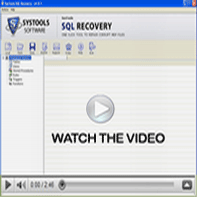 SQL Recovery Video